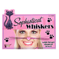 Sophisticats Katze Whiskers - Cat Costumes