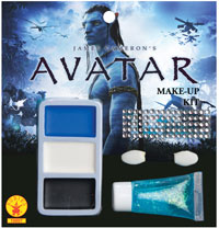 Navi Make-Up Kit - Avatar Kostüme