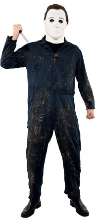 Super Deluxe Michael Myers Costume - Halloween-Kostüme