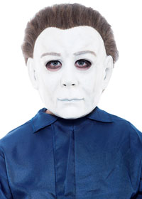 Kind Michael Myers Maske - Scary Halloween-Filmmasken
