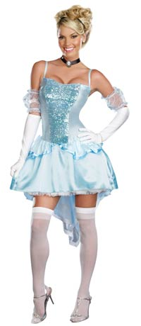 Midnight Magic Prinzessin Cinderella Kostüm - Prinzessin Costumes