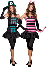 Teen Reversible Mad Hatter