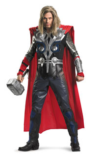 Theatralische Avengers Thor Costume - The Avengers Kostüme