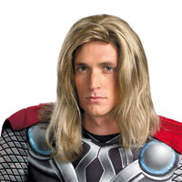 Adult Thor Wig - The Avengers Kostüme